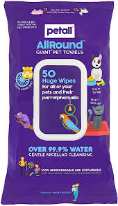 Petall Wipes