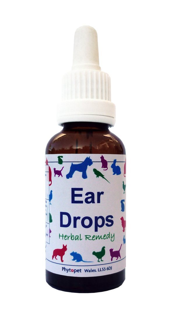 Phytopet Ear Drops