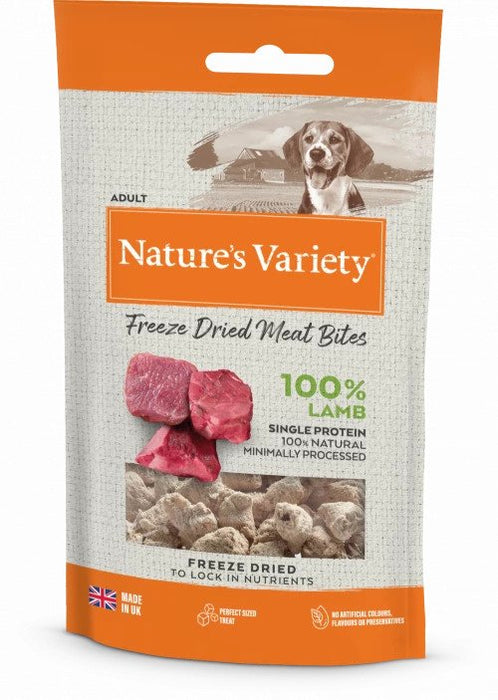 Freeze Dried Lamb Bites