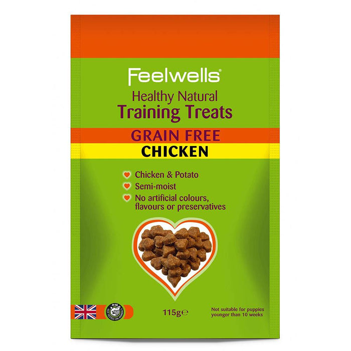 Feelwells Training Treats Chicken