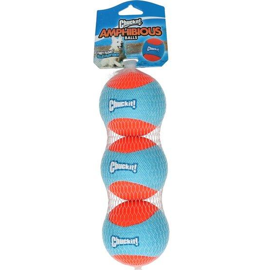 Chuckit! Amphibious Ball - Pack of 3