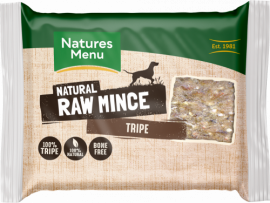 Just Tripe Raw Mince
