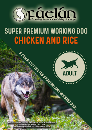 Super Premium Chicken & Rice