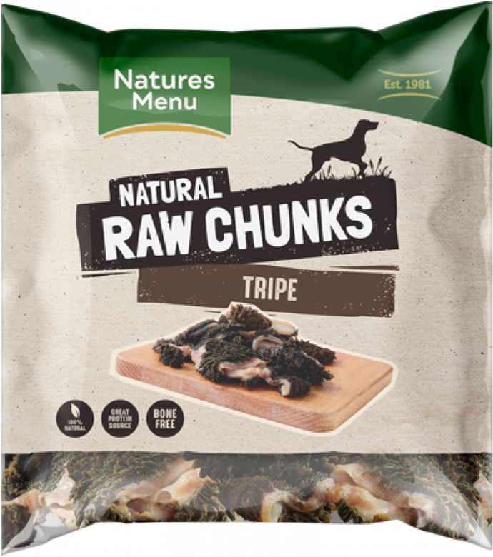 Natures Menu Tripe Chunks
