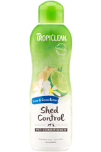 Load image into Gallery viewer, TropiClean Lime & Cocoa Butter Conditioner