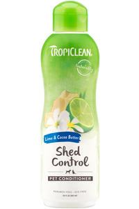 TropiClean Lime & Cocoa Butter Conditioner
