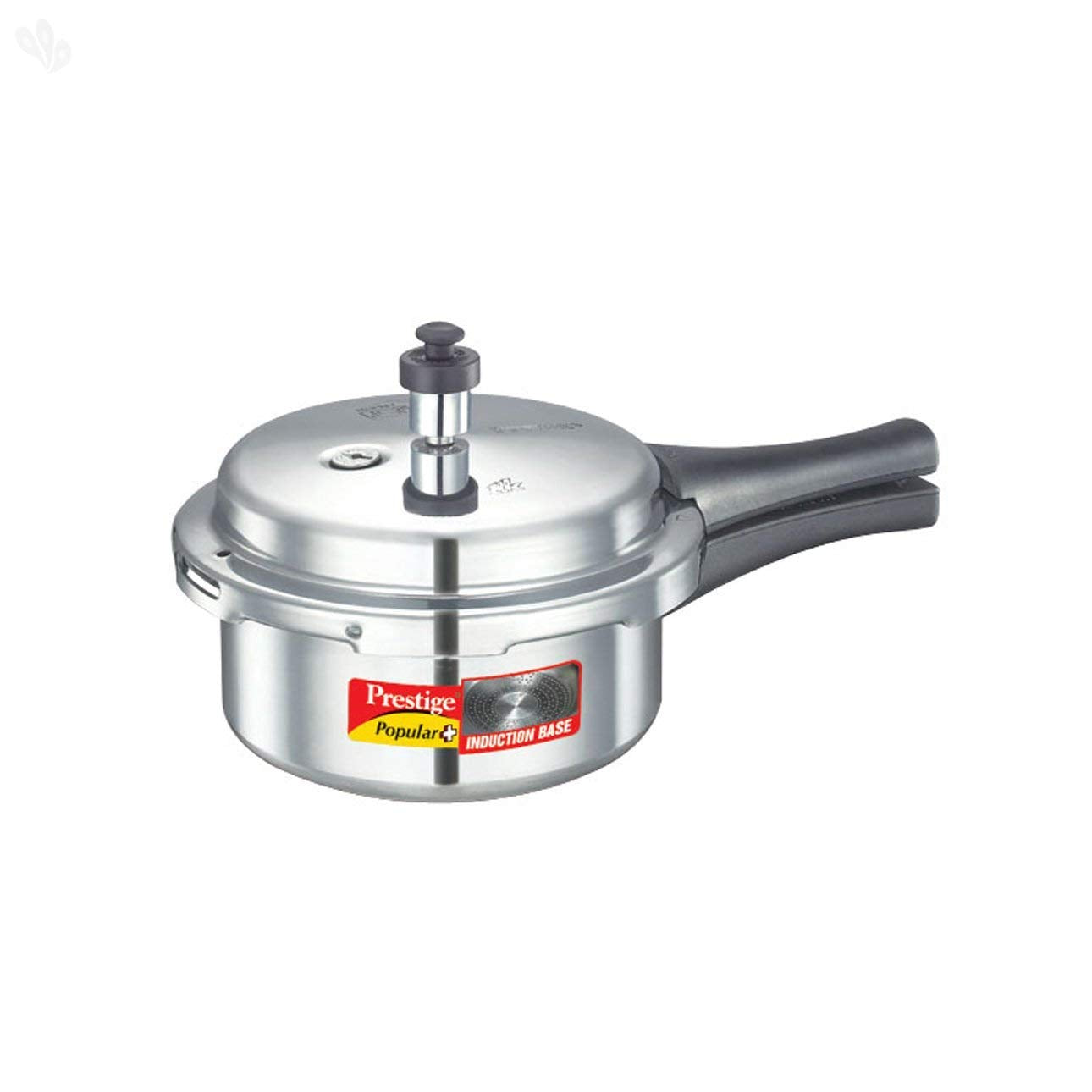 Prestige Popular Plus Induction Base Pressure Cooker, 2 Litres, Silver - Kasa's Mart