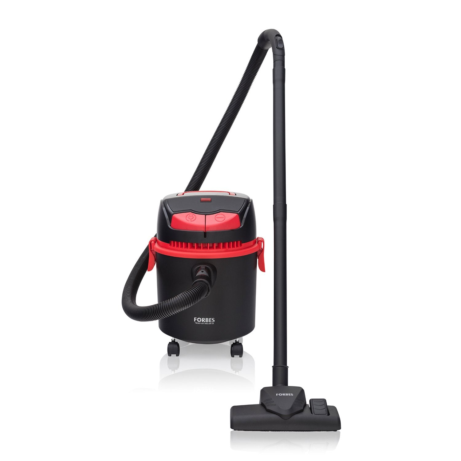 Eureka Forbes Trendy Wet and Dry DX1150-Watt Powerful Suction and Blower Function Vacuum Cleaner (Black and Red)…