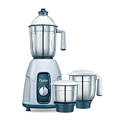 Prestige Stylo (750 Watt) Mixer Grinder with 3 Stainless Steel Jar - Kasa's Mart