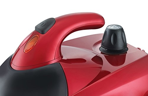 Prestige Clean Home Series Dynamo Steam Cleaner (Red)