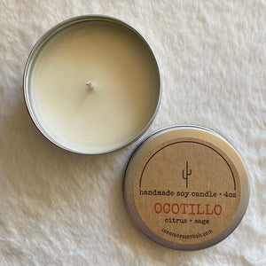 Candle - Ocotillo