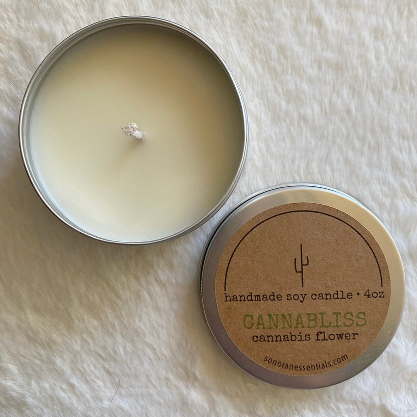 Candle - Cannabliss