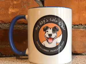 My Dogs Cafe Mug-My Dogs Cafe