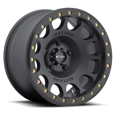 105 Beadlock | Matte Black - Street Wheel - Method Race Wheels