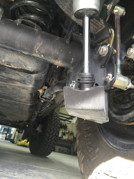 Jeep JK Rear Lower Control Arm Skid