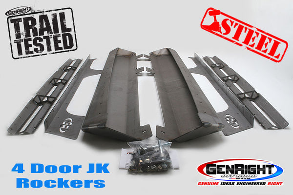 JK Rocker Guards