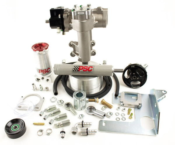 JK Stage 4 Firm Feel Cylinder Assist Kit