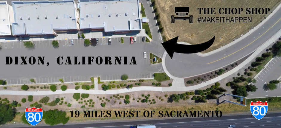 Located at 400 Gateway Drive, Suite A, in Dixon California, right off Highway 80