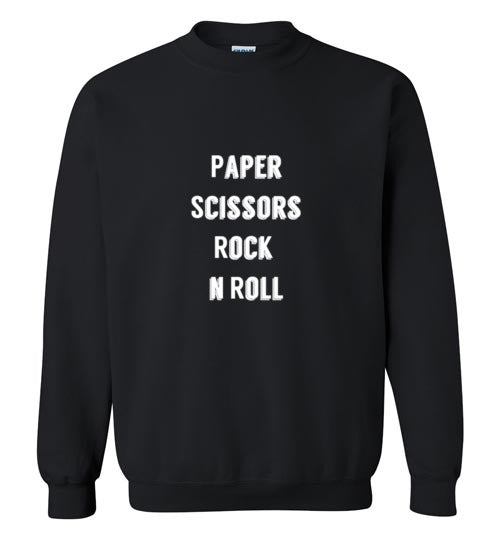 Paper, Scissors & Rock n Roll
