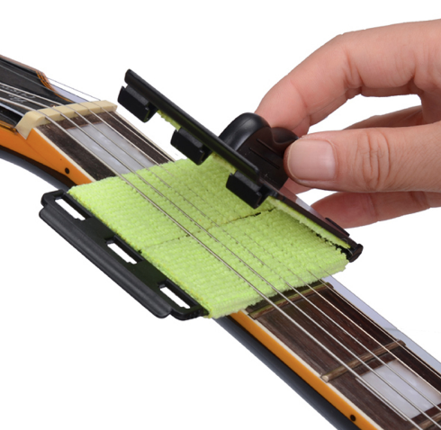 String and Fingerboard Cleaner