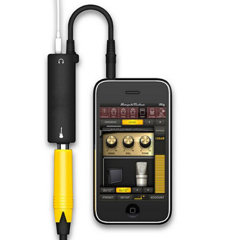 IRig Guitar Link Audio Interface