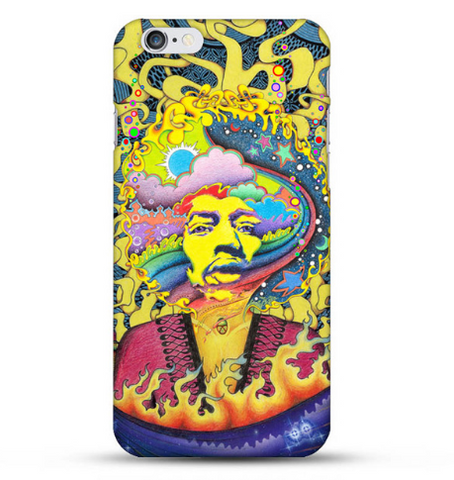 Hendrix Iphone Case