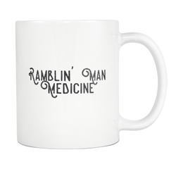 Ramblin' Man Medicine Mug