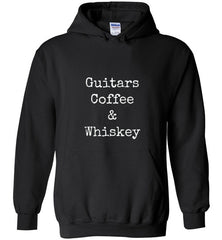 Guitars, Coffee & Whiskey