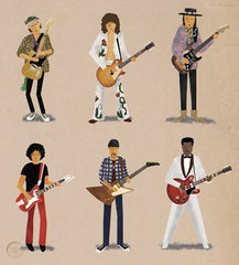 Guitar Lessons - A Series Of Masterclasses Poster