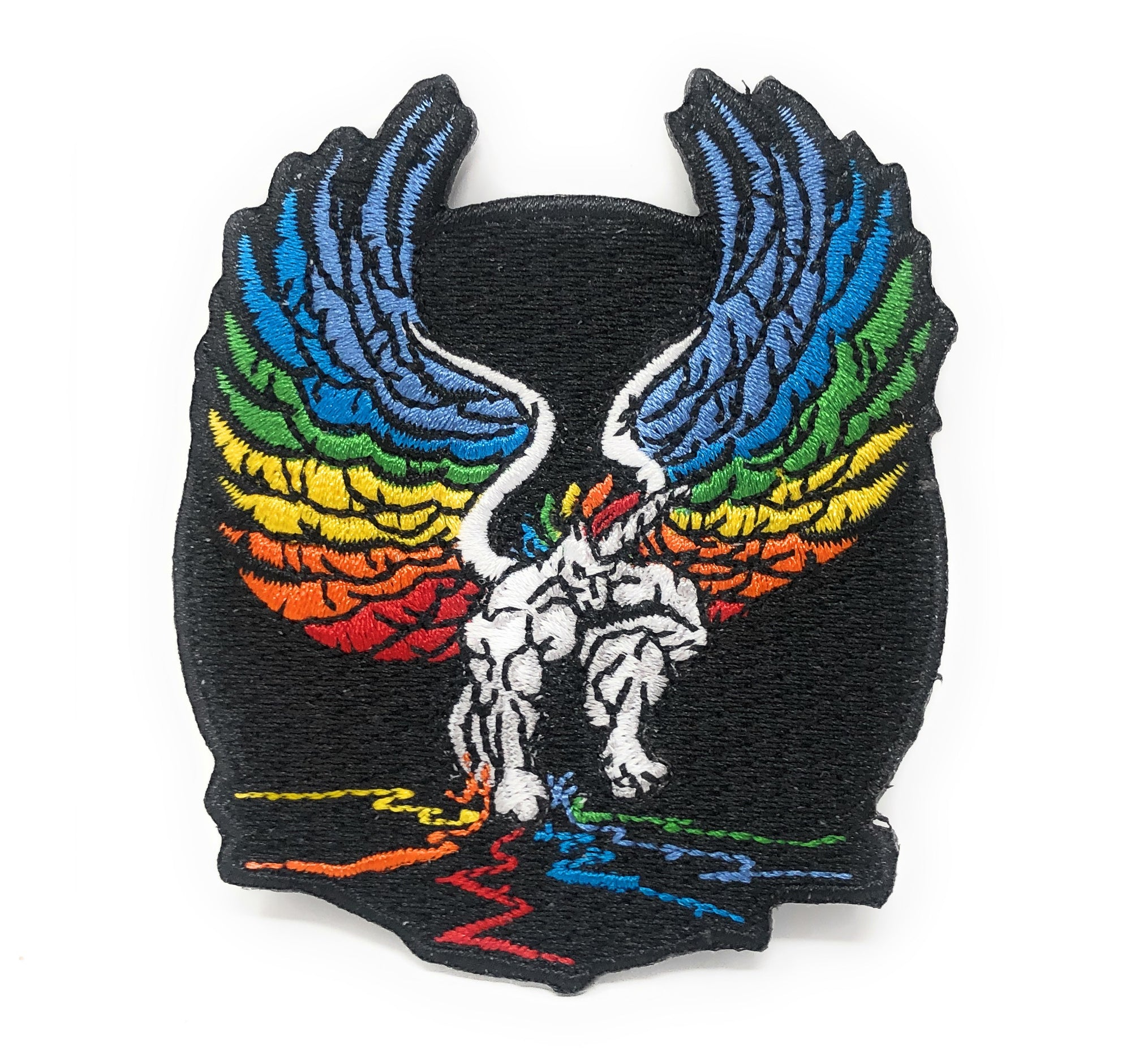 Unicorn Muscle Pride Patch