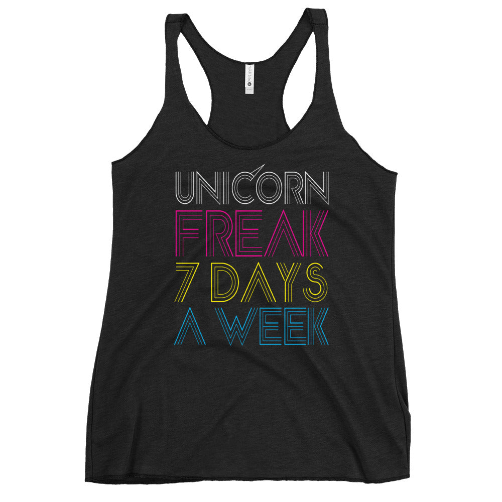 Unicorn Freak, 7 Days a Week by Unicorn Muscle
