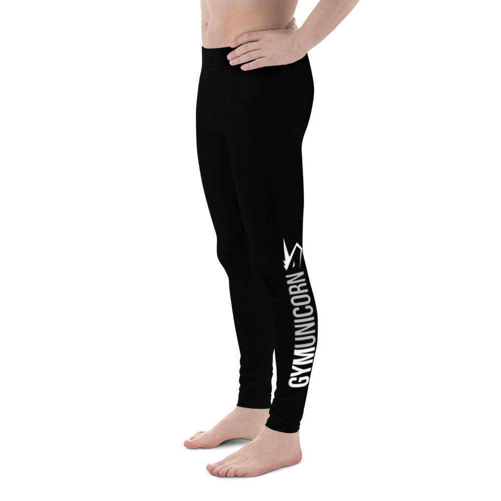 Gym Unicorn Men's Leggings by Unicorn Muscle