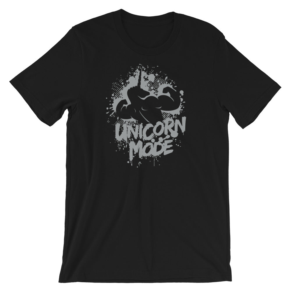 Unicorn Mode T-Shirt by Unicorn Muscle