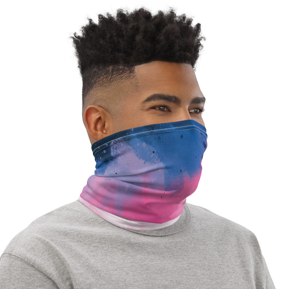 Unicorn Dust Neck Gaiter Mask by Unicorn Muscle