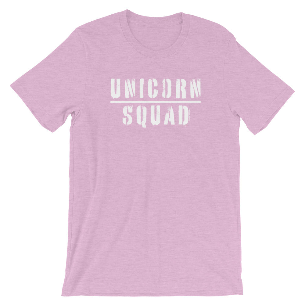Unicorn Squad T-Shirt by Unicorn Muscle