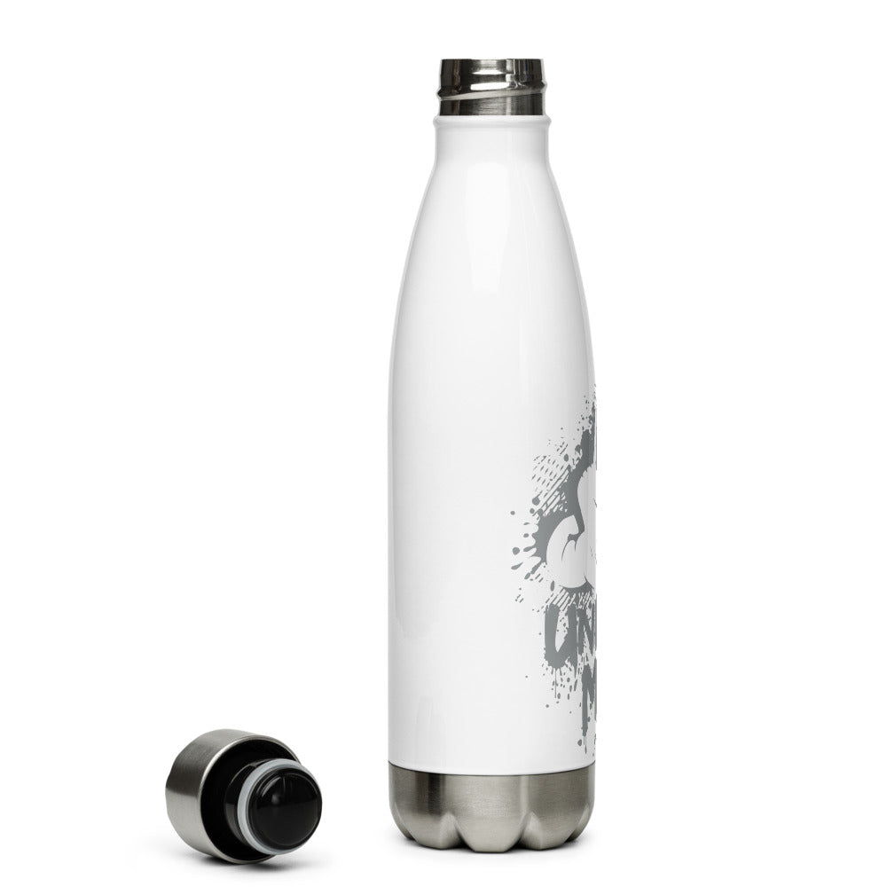 Unicorn Mode Stainless Steel Water Bottle by Unicorn Muscle