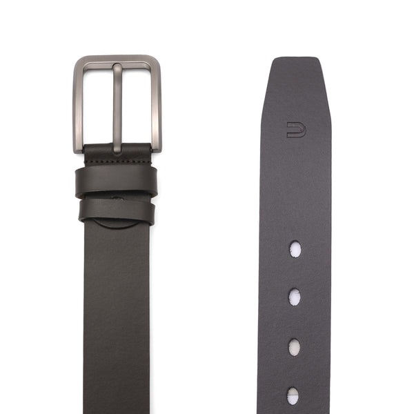 Brown Pin Buckle Casual Belt