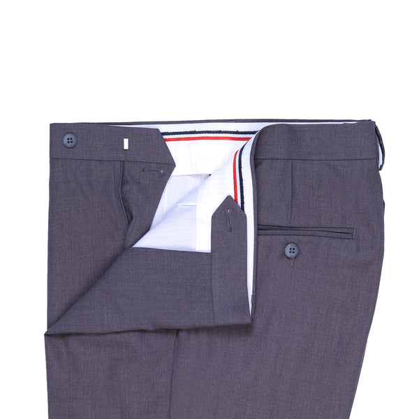 Grey Smart Fit Formal Trouser