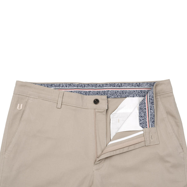 Stone Fawn Smart Fit Cotton Trouser
