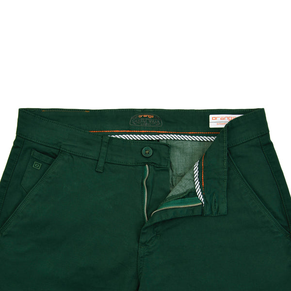 Green Chinos Trouser