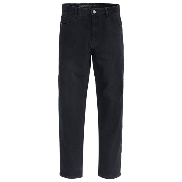 Black Smart Fit Men Denim Jeans-34