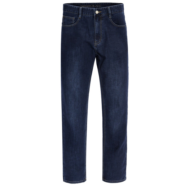 Dark Blue Smart Fit Men Denim Jean-32
