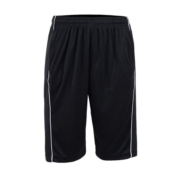 Black Gym Shorts-M