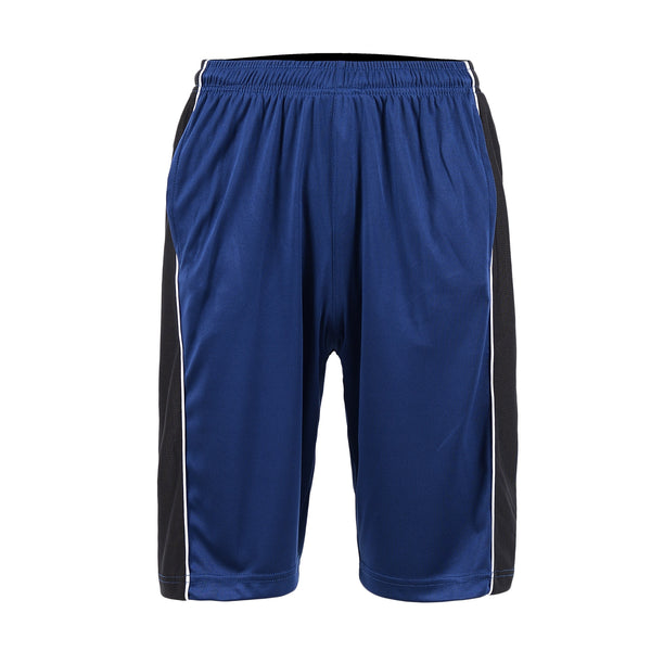 Navy Blue Gym Shorts-L