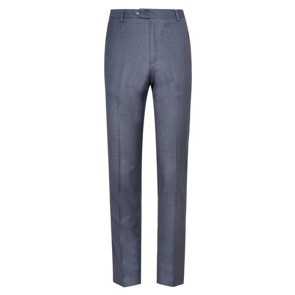 Medium Grey Smart Fit Formal Trouser-30
