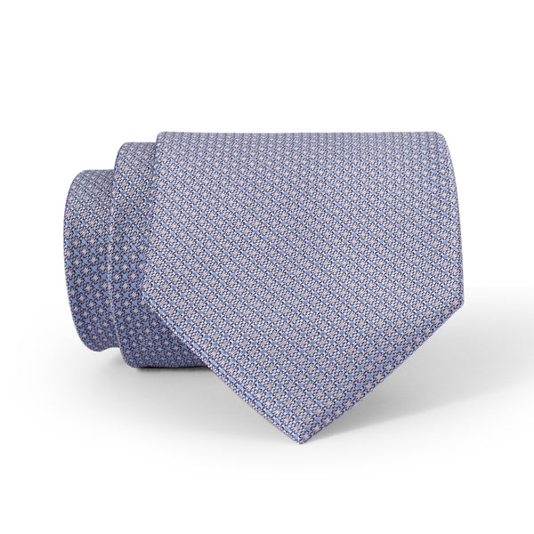 Grey Regular Tie
