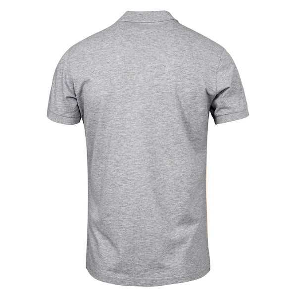 Grey And Yellow Polo T-Shirt TS1900-5