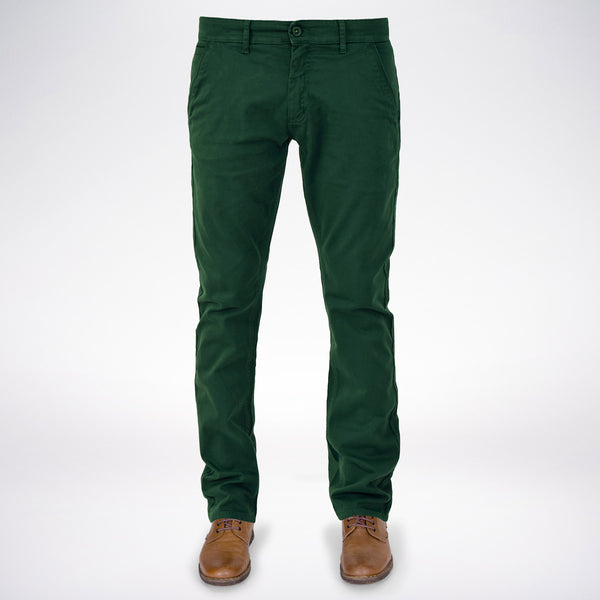 Green Chinos Trouser-36