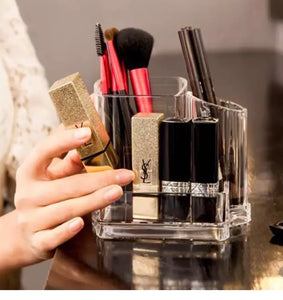 Make up Brush and Lipstick Organiser