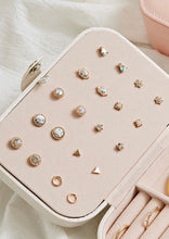 Load image into Gallery viewer, Portable Jewellery Box Organiser